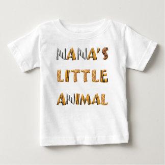 Little Animal Baby T-Shirt