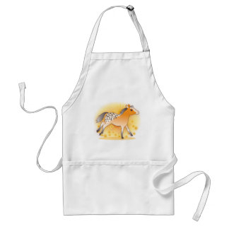 little appaloosa standard apron