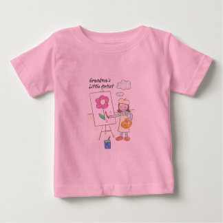 Little Artist Baby T-Shirt