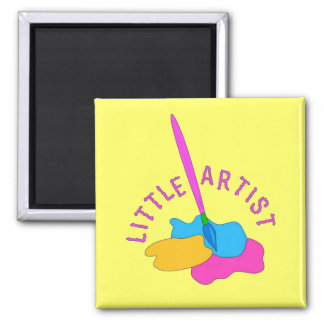 Little Artist Magnet