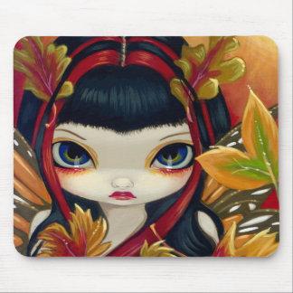 """Little Autumn Leaves"" Mousepad"