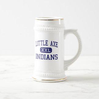 Little Axe - Indians - Senior - Norman Oklahoma Beer Stein