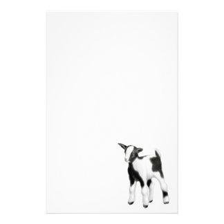 Little Baby Goat Stationery