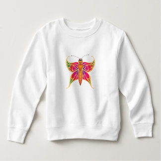 'Little Baby Love Seal' Butterfly sweater