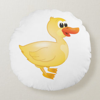 'Little Baby Love Seal' Duck Cushion