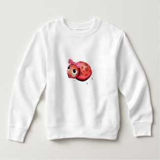 'Little Baby Love Seal' Ladybug sweater