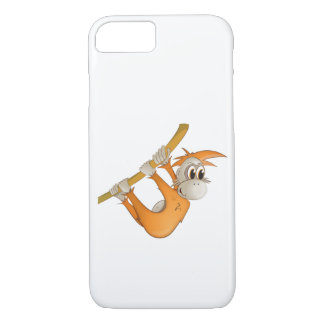 'Little Baby Love Seal' Orangutan phone case
