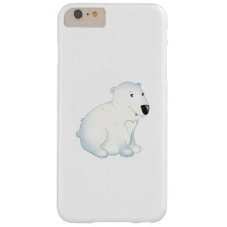 'Little Baby Love Seal' Polar Bear Iphone case