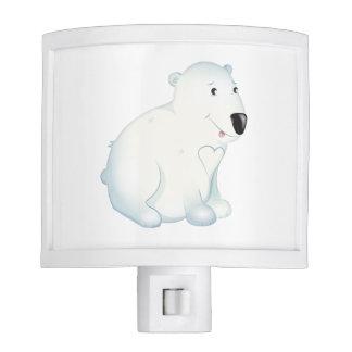 'Little Baby Love Seal' Polar Bear Night light