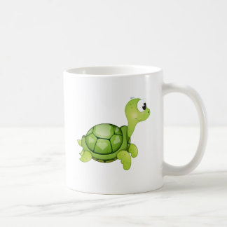 'Little Baby Love Seal' Turtle Character Mug