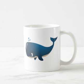 'Little Baby Love Seal' Whale Character Mug