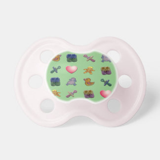 Little Baby Shapes Baby Pacifiers