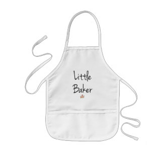 Little Baker Apron