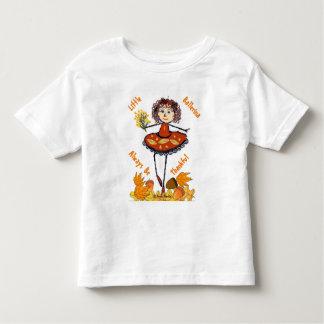 Little Ballerina - Always Be Thankful Toddler T-shirt