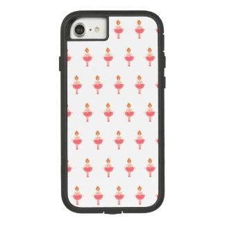 Little Ballerina monogram Case-Mate Tough Extreme iPhone 8/7 Case