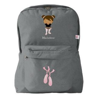 Little Ballet Dancer Backpack