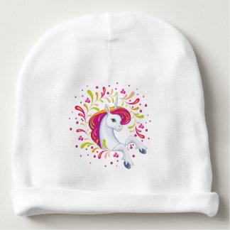 Little beautiful unicorn unicorn baby beanie