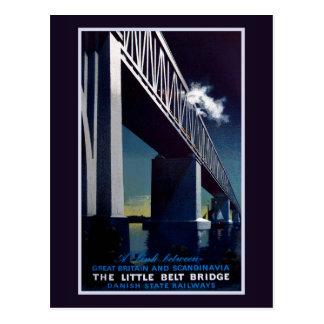Little Belt Bridge Postcard