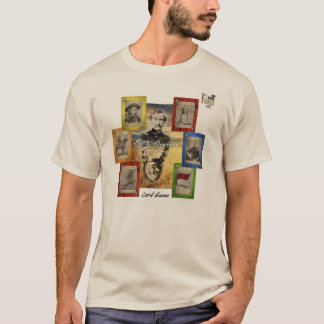 Little Bighorn Rummy Card Game T-Shirt