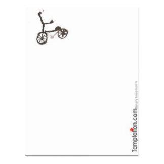 Little Bike Postcard
