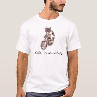 Little Biker Babe T-Shirt