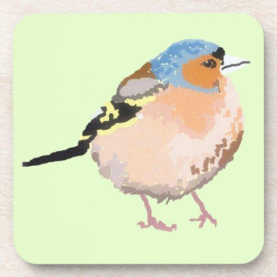 little bird coaster