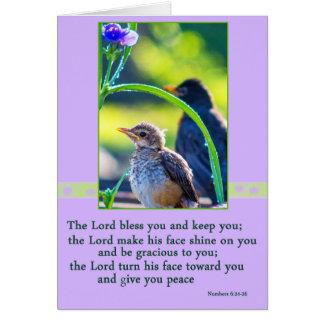 Little Bird Easter Card