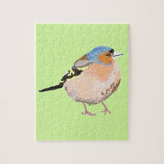 little bird jigsaw puzzle