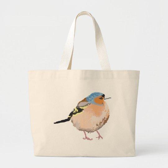 little bird large tote bag