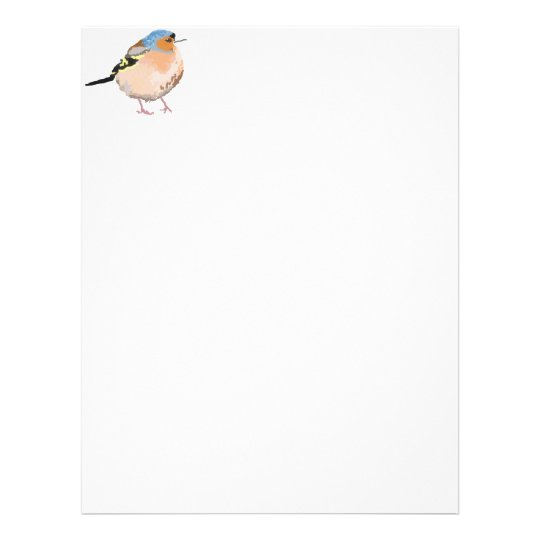 little bird letterhead