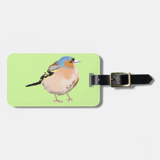 little bird luggage tag