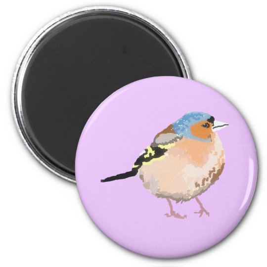 little bird magnet
