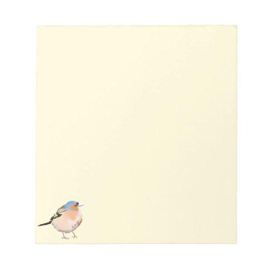 little bird notepad