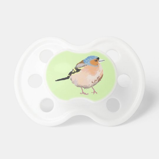 little bird pacifier