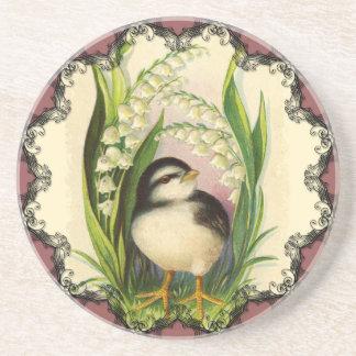Little Bird Vintage Coaster