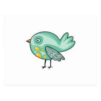 Little Birdie Post Card