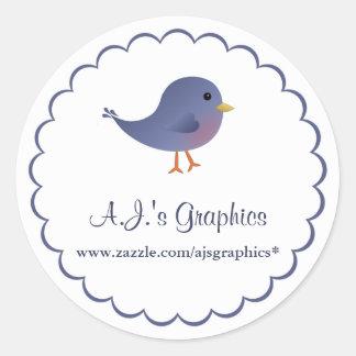 Little Birdie Sticker