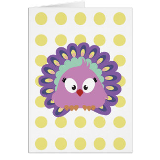 Little Birdy Card