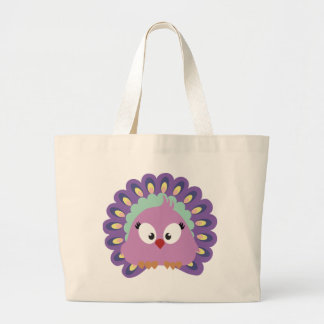 Little Birdy Large Tote Bag