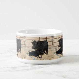 Little Black Bull Chili Mug