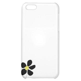 Little Black Flower iPhone 5C Cases