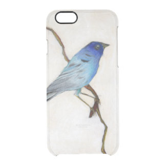 Little Blue 2012 Clear iPhone 6/6S Case