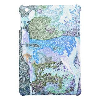 Little Blue Deer iPad Mini Case