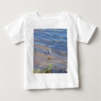 Little Blue Heron Baby T-Shirt