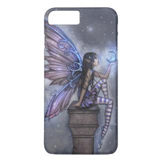 Little Blue Moon Fairy Faerie Fantasy Art iPhone 7 Plus Case