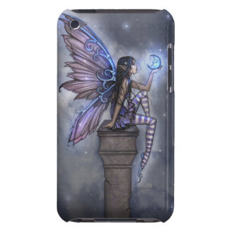 Little Blue Moon Fantasy iPod Touch Case