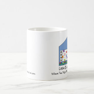 Little Blue Preschool Mug
