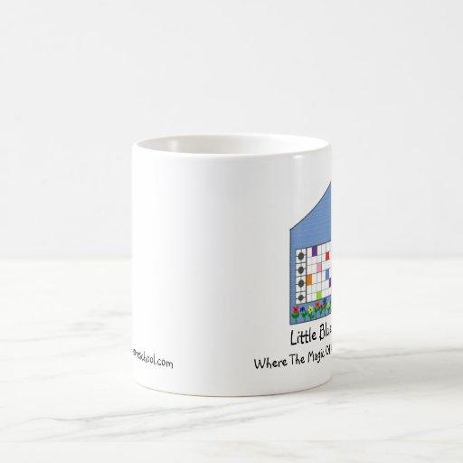 Little Blue Preschool Mug