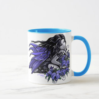 Little Blue Tattoo Lilly Mug