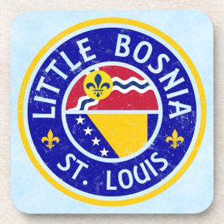 Little Bosnia Bosnian American Coasters
